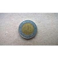 Египет 1 фунт, 2007г. **