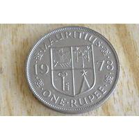 Маврикий 1 рупия 1978
