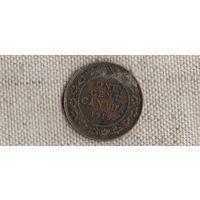 Канада 1 цент 1918 Георг V (Zo)
