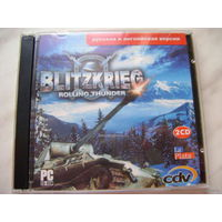 """""""Blitzkrieg: Rolling Thunder"""" 2-CD"""