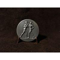 Медаль участника чемпионата по боксу ВМФ Великобритании