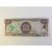 Тринидад и Тобаго 20 долларов 2006 год пресс