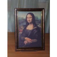 Репродукция картины ''Мона Лиза''