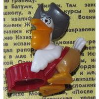 Пеликан-пират