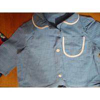 Сорочка детская хлопок