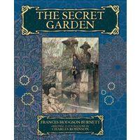 Secret Garden - Francis Hodgson Burnett, илл. Charles Robinson