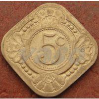 4773:  5 центов 1967 Антиллы