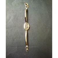 Часы с браслетом Луч-знак Качества- (б\у)