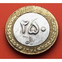 121-13 Иран, 250 риалов 1999 г.
