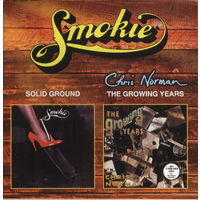 SMOKIE - SOLID GROUND, THE GROWING YEARS (CH.NORMAN)
