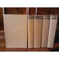 Н.Г.Гарин-Михайловский. Собрание сочинений в 5 томах (1957г)