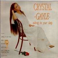 LP Crystal Gayle 'Talking in Your Sleep' (запячатаны)