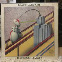 Black Sabbath - Technical Ecstasy (Original UK 1st press) с рубля!!!