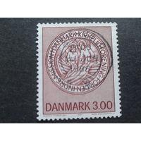 Дания 1987 религия