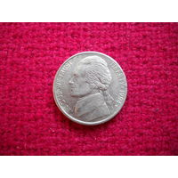 США 5 центов 1994 г. P