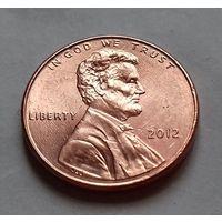 1 цент США 2012, 2012 D