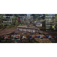 Аккаунт PS4 с World of tanks (93 прем-танка, 27 топов) и другие игры