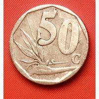 22-20 ЮАР, 50 центов 2008 г.