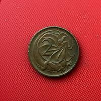 59-05 Австралия, 2 цента 1980 г.