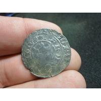 Пражский грош Карл I (1346-1378 г.) KAROLVS PRIMVS Серебро нечастая (2)