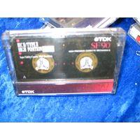 Аудиокассета TDK SF90