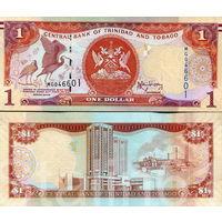 Тринидад и Тобаго  1 доллар  2006 год  UNC