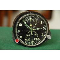 Часы авиационные  АЧС  ( рабочие , обслуженные )