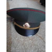 Фуражка офицерская вс рб 57 размер