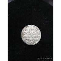 Три гроша.1595г