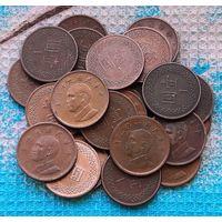 Тайвань 1 доллар. Инвестируй выгодно в монеты планеты!