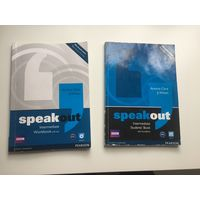 SpeakOut Intermediate Students Book Workbook