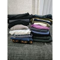 Лот мужской одежды