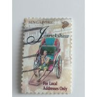 Сингапур 1997. Транспорт