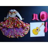 Аутфит для Барби, Country Western Star Barbie 1994