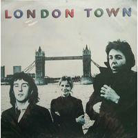 Wings /London Town/1978, EMI, LP, EX, UK