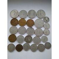 Монеты Германии ГДР.