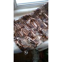 Платок коричневый