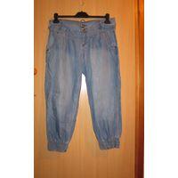 Бриджи джинсовые Okay, р.50-52
