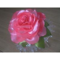 """Ободок """"Роза + Роза"""" = праздник =вечеринка =день рождение"""