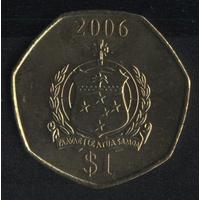 Самоа 1 тала 2006 г. Сохран!!!