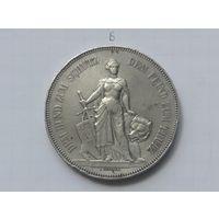 Швейцария 5 франков Берн 1939г