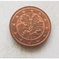 2 евроцента 2014 Германия F