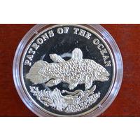 Замбия 4000 квач 2001