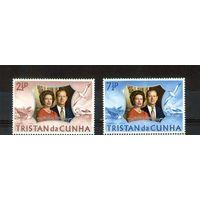 25 лет королевской свадьбы Тристан де Кунья