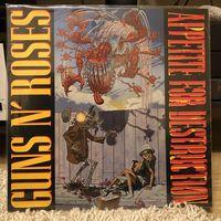 Guns`N`Roses - Appetite For Destruction с рубля!!!