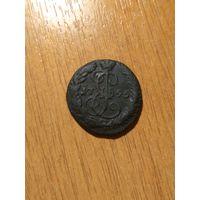 ДЕНЬГА 1795 ЕМ. Распродажа!!! Неплохая монетка для коллекции.