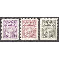 ЛАТВИЯ\Л3\ 1929, ЛАТВИЯ, КЦ 10 EUR  MH