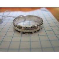 Кольцо Кубачи 925 пр. 19 размера.