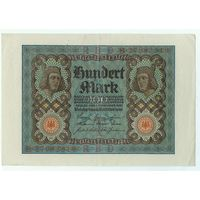 Германия, 100 марок 1920 год.