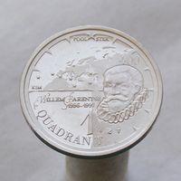 Голландский токен о-ва Терсхеллинг эквивалент 2,5 флорина 1996-1997 год